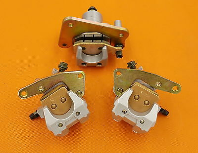 NEW FRONT BRAKE CALIPER SET1999 2006 YAMAHA YFM400 660 KODIAK 400 2WD 4WD YFM US