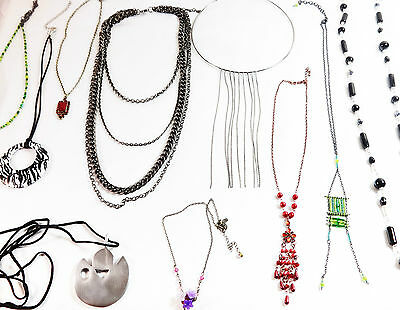 WHOLESALE/JOBLOT NEW LADIES FASHION NECKLACE MIX!! Buy from 50-1000 pieces! jl1 10