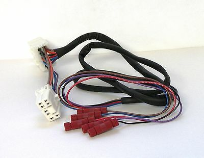 POWER-TAP TOUR PAK Wiring Harness for Harley Davidson - $54.99 ... on harley-davidson quick disconnect harness, harley tour-pak bushings, harley trunk,
