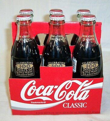 Celebrating 100 years of Illini Basketball Illinois Coca Cola bottle 8oz