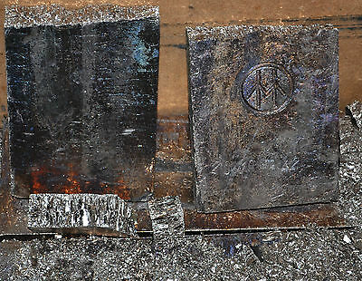 Bismuth metal 5 POUNDS Ingot,chunk 99.99% pure element-crystals-fishing - Geodes