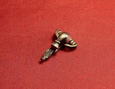 Ancient Roman Silver Fibula 2. Century 2