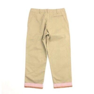 Sanctuary Women's Size 4 Cotton Beige Chinos Cropped Capri Pants 3
