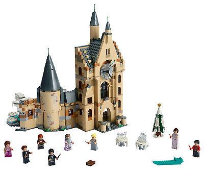 LEGO Harry Potter 75948 Hogwarts™ Uhrenturm Ron Weasley™ Hermine VORVERKAUF 4