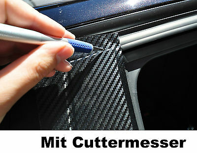 6x Hochglanz schwarz T/ürzierleisten Verkleidung B S/äule T/ürs/äule passend f/ür Ihr Fahrzeug
