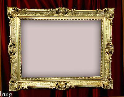 bilderrahmen 90x70 gold antik barock rahmen rokoko fotorahmen hochzeitsrahmen eur 69 90. Black Bedroom Furniture Sets. Home Design Ideas