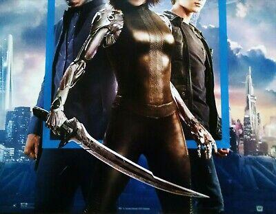 "ALITA BATTLE ANGEL Official Movie 13"" x 19"" PREMIERE NIGHT IMAX Promo Poster 5"