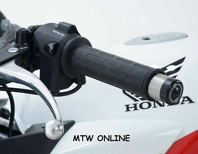 HONDA CB 750 C 82 R/&G Racing Hot Heated Grips 22mm 7//8 Handlebar
