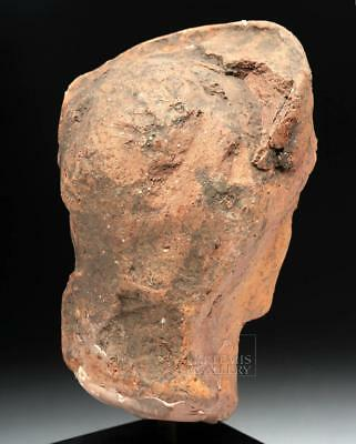 Etruscan Terracotta Votive Head Lot 35B