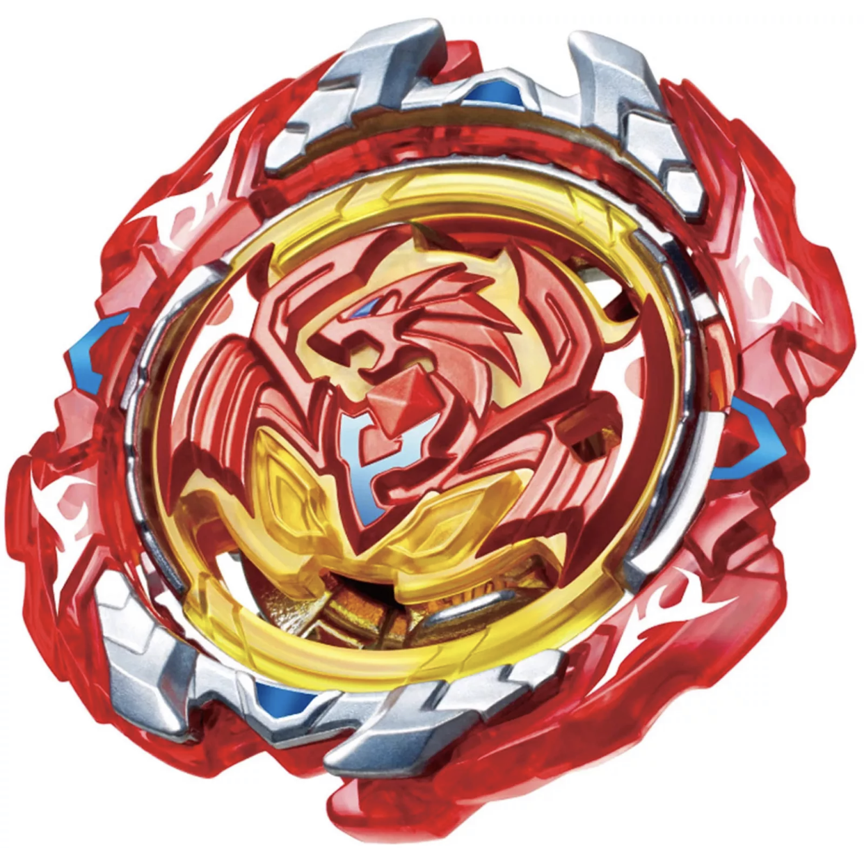 Revive Phoenix Burst Beyblade STARTER w/ Launcher B-117 - USA SELLER