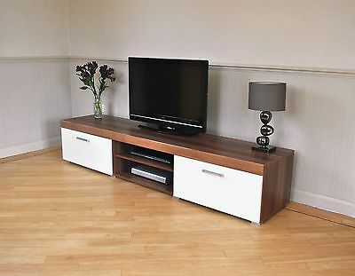 Pleasant 2 Metre Large 2 Door Tv Cabinet Plasma Bench Stand Unit Uwap Interior Chair Design Uwaporg