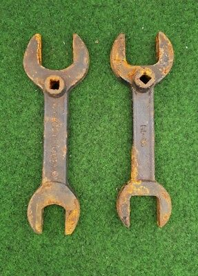 Cylinder Gas Bottle Combination Spanner 4