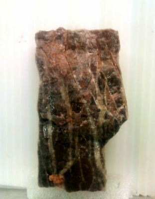 Stone-age Hand tool - Axe. Paleolithic period. Museum Level. Jordan Rift Valley.