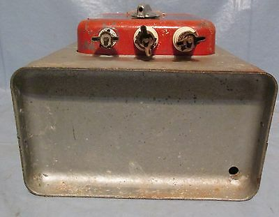 Vintage Fence Charger By PARMAK Deluxe Field Model @@LOOK@@ Western/ Cabin Decor 5