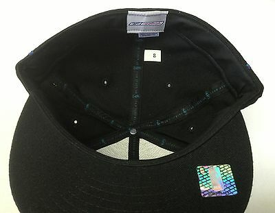 fb279dee563 NBA UTAH JAZZ Reebok Fitted Flat Brim Cap Hat NEW! -  19.99