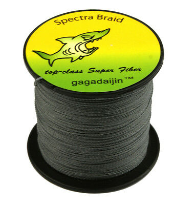 9 Color 300M Multifilament Spectra Braided 4 Strands Sea Testing Fishing Line 8