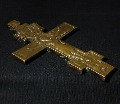 Antique Large Cross – 18th century - Northern Europe 3