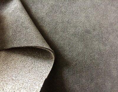 Original Alcantara Panel Cover Antranzit 1 m² mit 3 mm schaum kascheirt