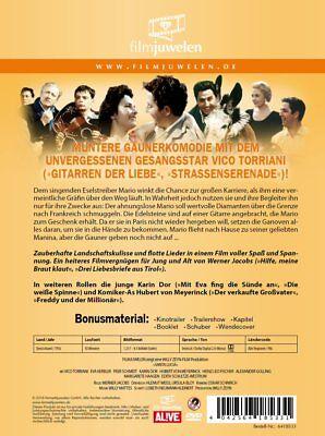 Santa Lucia (1956) - mit Vico Torriani, Karin Dor - Filmjuwelen [DVD] 2