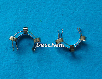 24#,Metal Clip,Keck Clamp,For 24/29,24/40 Glass Ground Joint,2Pcs/Lot 5