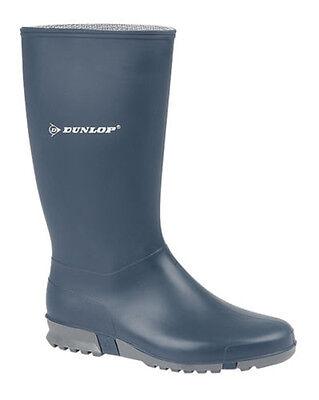 Ladies Mens Dunlop Wellington Boots Hunting Waterproof Rain Festival Wellies 5