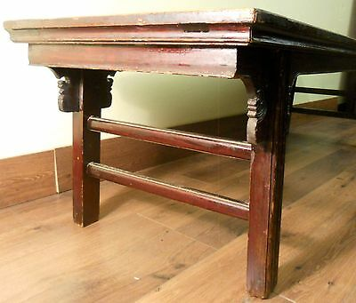 Antique Chinese Ming Scholar Daybed (5278), Circa 1800-1849 5
