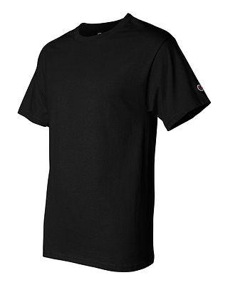 Champion Men's New Short Sleeve 100% Cotton Tagless T-Shirt S-2Xl 3Xl T525 11