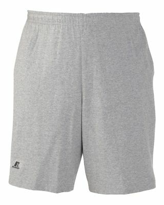 Russell Athletic Men's Cotton Performance Baseline Short with Pockets 4