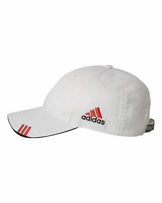 f17208ca ... ADIDAS GOLF Men's Adjustable Baseball Cap Unstructured Structure Hat  UNISEX SIZE 11