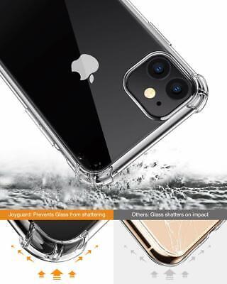 AntiChoc Coque + Verre Trempé iPhone 11 Pro MAX/XS/XR 6S/7/8 Gel Case Protection 2