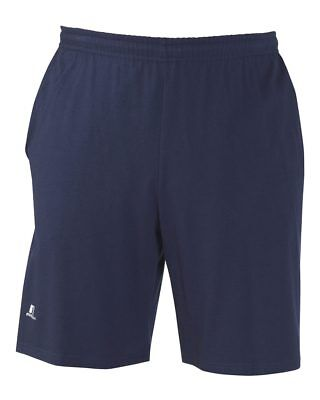 Russell Athletic Men's Cotton Performance Baseline Short with Pockets 6