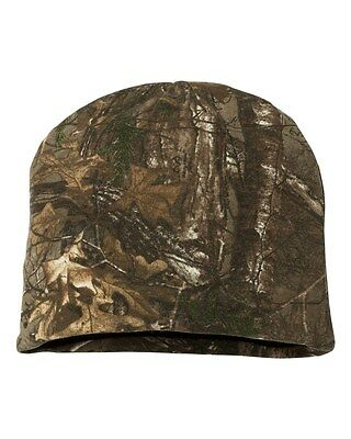 3e9dabb3327 ... of 11 Camouflage Fleece Beanie - Hunting