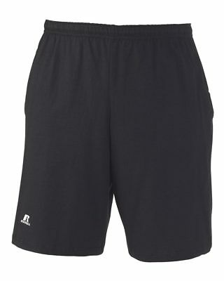 Russell Athletic Men's Cotton Performance Baseline Short with Pockets 5