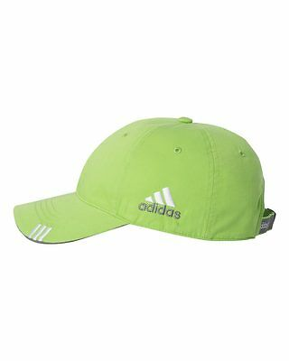 56bb1cd0 ... ADIDAS GOLF Men's Adjustable Baseball Cap Unstructured Structure Hat  UNISEX SIZE 10
