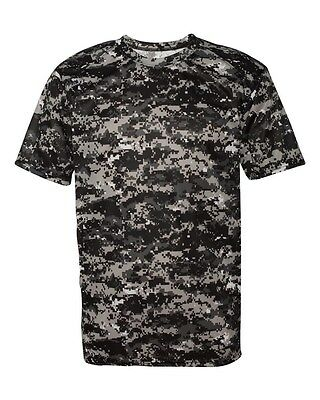 32bea00b BADGER B-CORE DIGITAL Camo Sport T-Shirt S-4XL, YOUTH, OR ARMSLEEVE ...