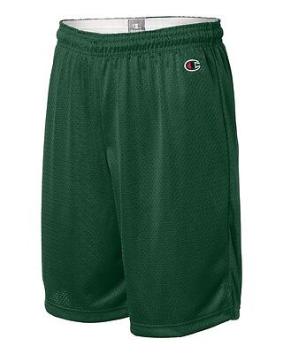 ... Champion Mens NEW Size S-3XL Athletic Poly Mesh Gym Basketball Shorts  9