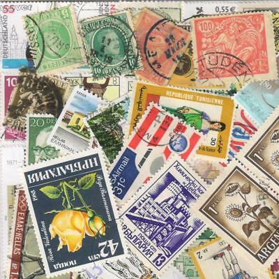 1000s ALL DIFFERENT OLD WORLD Stamps Collection Off Paper in Lot Packs of 150+ 5