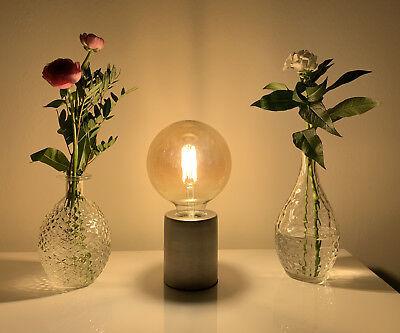 4x Deko-Flaschen Glasvase Tischvase 20cm Set Blumenvase Glasflasche Vase Väschen 6