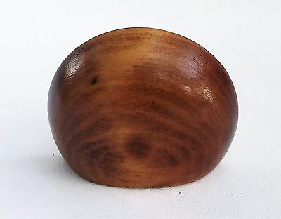 Cherry Antique Hardware Bin Pull Vintage Wood Art Deco Drawer Pull Knob Maple 6 • CAD $233.10