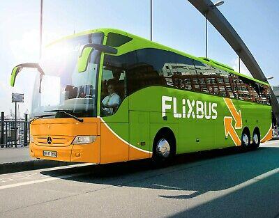 Flixbus 20% Buono Sconto Discount Voucher Coupon rabatt valid till 30/05/2020 2