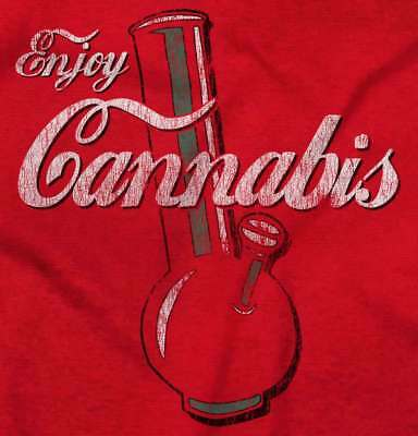 420 Marijuana Stoner Weed Pot Joint Novelty Adult Tank Top T-Shirt Tees Tshirt 2