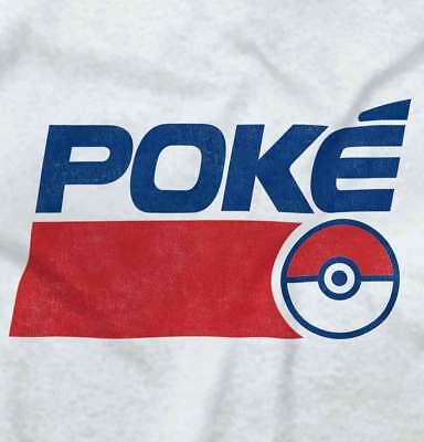 Poke Pepsi Pokemon Go Cool Pikachu Edgy Charizard Bulbasaur T-Shirt Tee 2