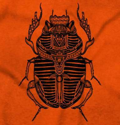 Ancient Egyptian Scarab Beetle Shirt Spirit Animal Cool Gift Long Sleeve Tee 2
