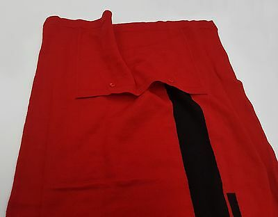 3 of 5 Castelli Winter Costante Men s Long Sleeve Cycling Wool Jersey Red  Size L 7293e074e