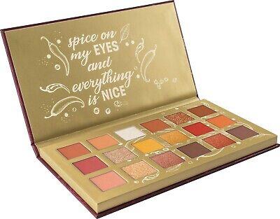 "ESSENCE LE ""spice it up!""  eyeshadow palette (18 shades)  NEU&OVP 2"