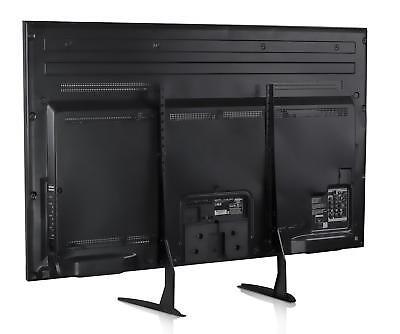 """Universal Tv Stand Base Tabletop Vesa Pedestal Mount For Lcd Led Tv 37-70"""""""