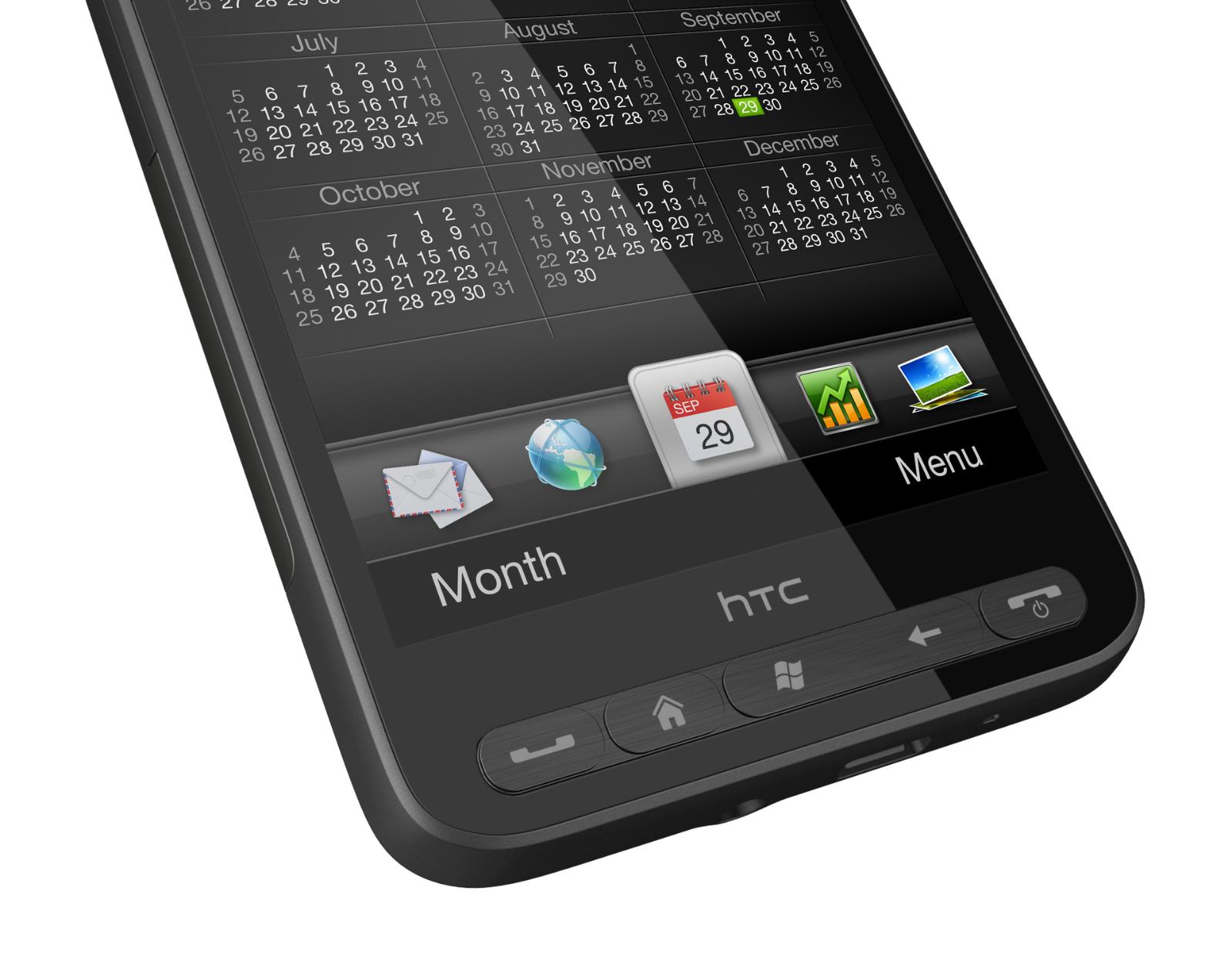 HTC HD2 Leo - Black (Unlocked) GSM 3G WiFi Windows Mobile Touch Smartphone 4