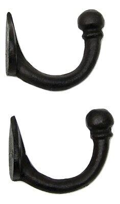 Set of 4 Cast Iron Shelf Brackets SMALL 6.25 x 4.25 Hangers New Antique Style