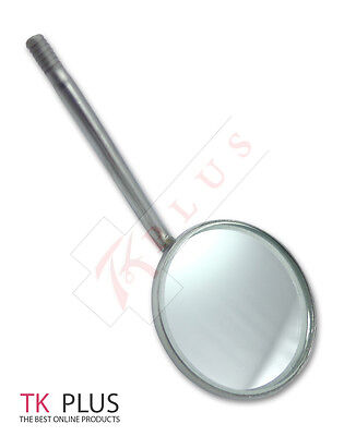Dental Mirror Handle with 10 x Mouth Mirror Magnifying No 5  Dental Instruments 3