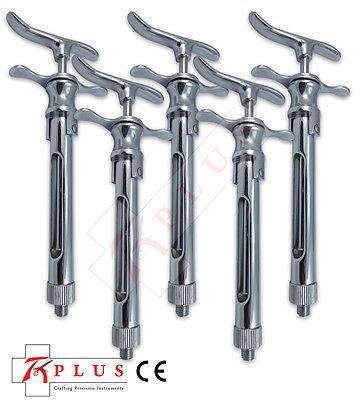 Dental X 5 Cartridge Syringe Anesthetics Anesthesia 2.2ml ORTHODONTIC Surgical